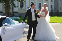 Hochzeitspaar Audi R8